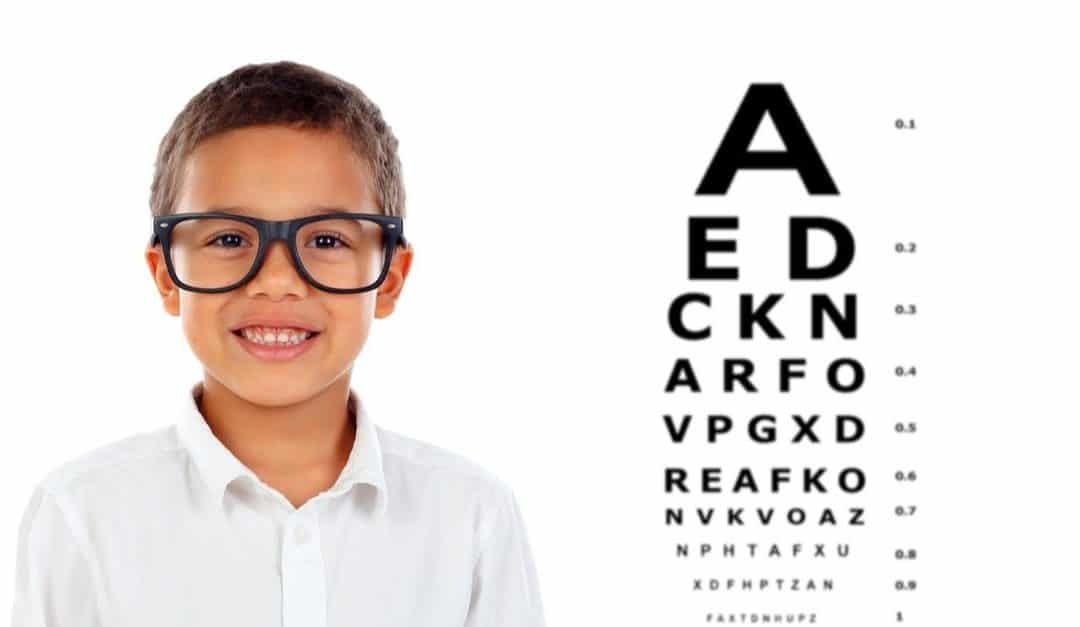 WHEN SHOULD CHILDREN GET THEIR EYES CHECKED?