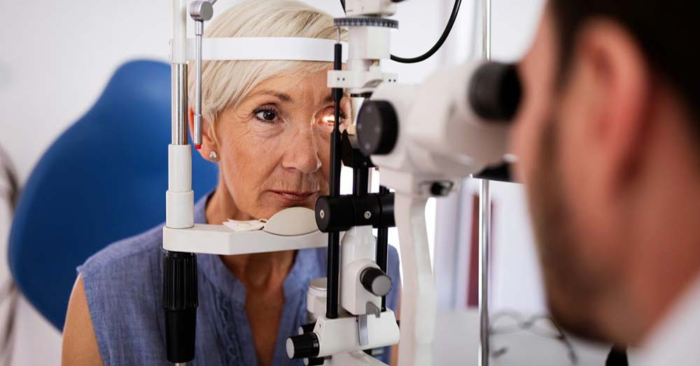 HOW OFTEN SHOULD ADULTS GET THEIR EYES CHECKED?